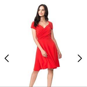 New Leota Red Dress